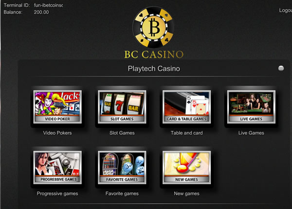 Choose Which Type of Casino Games Here In The Lobby