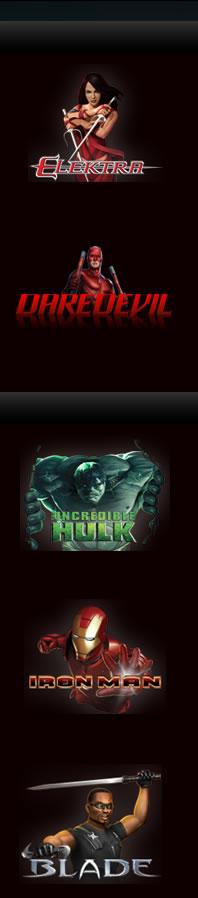 BC Casino Super Hero Games
